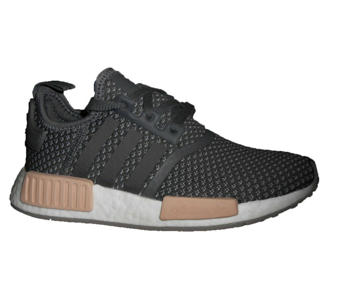 Adidas NMD_R1 Womens Trainers shoes Size 4.5 New BB9091