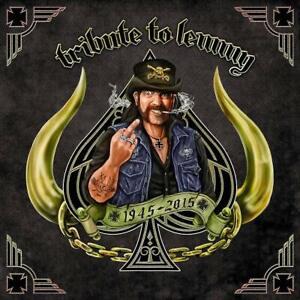 TRIBUTE TO LEMMY (CLEAR YELLOW VINYL)   VINYL LP NEW