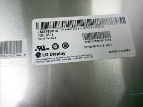 1PC   LM240WU4-SLA1 LG 24 inch high marks the LCD panel