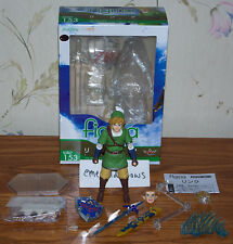Max Factory Figma #153 - Link - The Legend of Zelda Skyward Sword MIB 99% comp