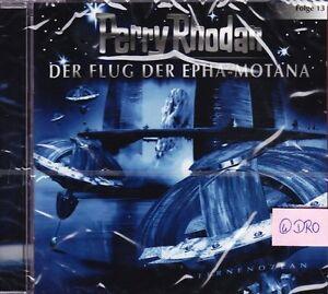 PERRY-RHODAN-CD-Hoerspiel-Der-Flug-der-Epha-Motana-NEU-OVP