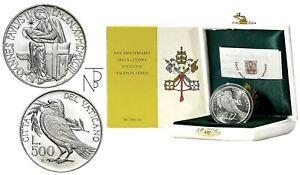 Vaticano (giovanni Paolo Ii) 30° Enciclica-pacem In Terris Design Professionnel