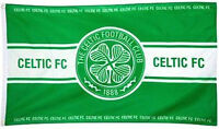 CELTIC FC CREST FLAG 5' x 3' Official Scotland Scottish Football Club Team