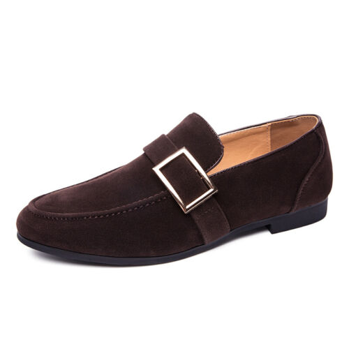 Men/'s Pumps Wedding Business Leather Work Casual Dress Party Shoes Flats Comfy