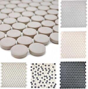 Knopfmosaik-cream-schlamm-grau-braun-beige-RUTSCHHEMMEND-RUTSCHSICHER-CREMONA