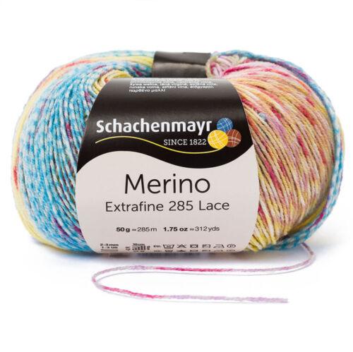 Extrafine 285 Lace Farbnummer 587 Schachenmayr,Merino 50 gr