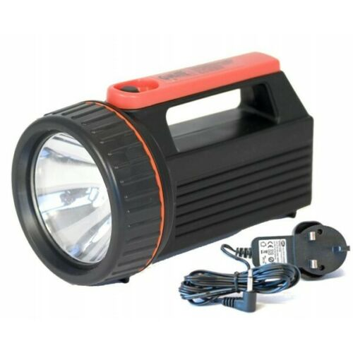 Cluson Clulite CLU13 Classic Rechargeable CREE LED Torch 500M White Beam