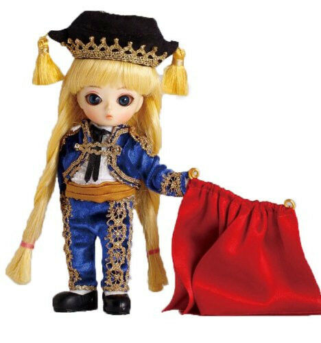 JUN PLANNING AI BALL JOINTED FASHION PULLIP DOLL GROOVE INC AQUILEGIA A-731