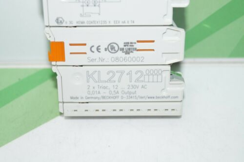 Beckhoff KL2712