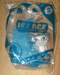 2012 Ice Age Continental Drift Mcdonalds Happy Meal Toy Shira 5 Ebay