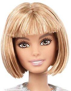 Barbie Fashionistas Barbie Doll Petite Short Hair Nude New   eBay