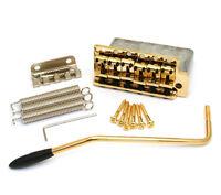 Gold 6-point 2-3/16 Tremolo Kit For Vintage Fender Strat® Sb-0200-002