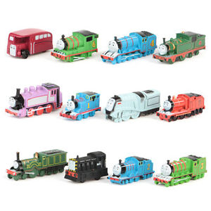 Thomas The Tank Engine Figures Toys Trains 12 Pcs | eBay