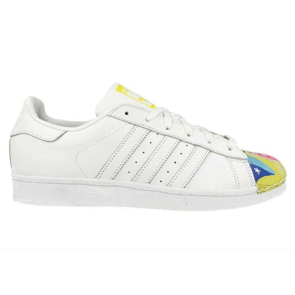 Adidas SUPERSTAR MR. SUPERSHELL S83356 White mod. S83356
