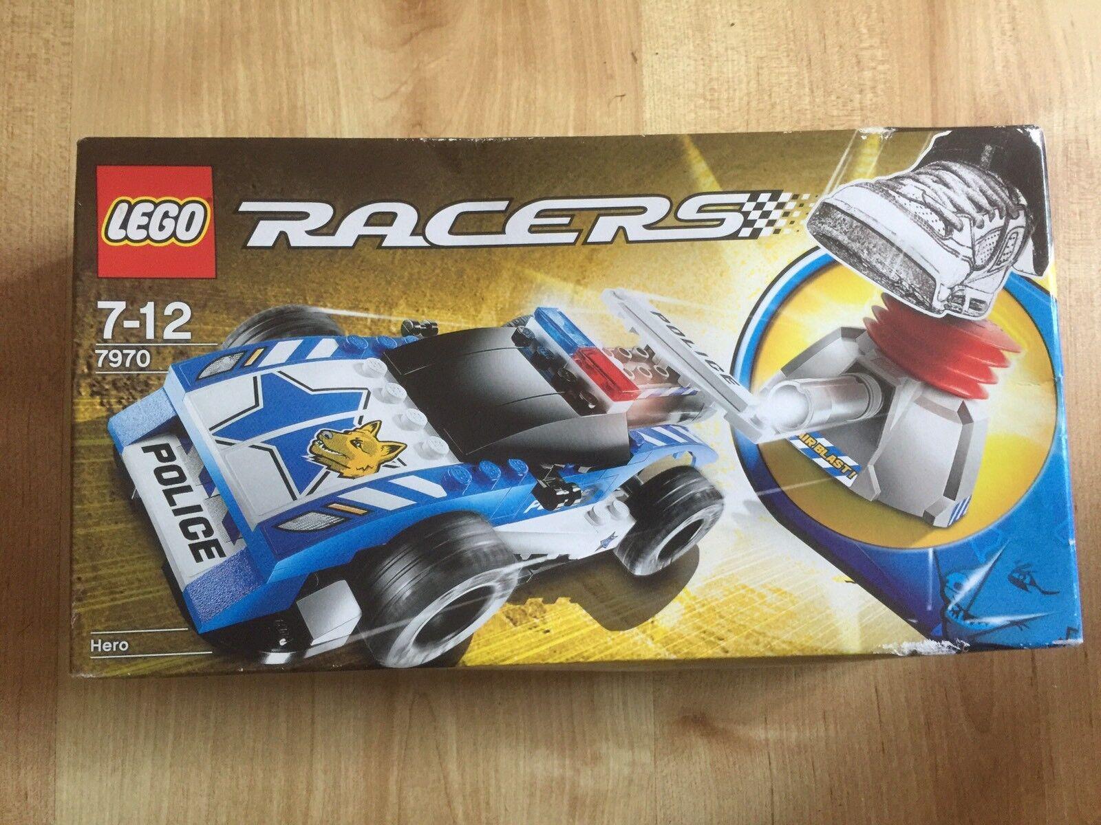 Lego Racers - 7970 Hero - New Boxed