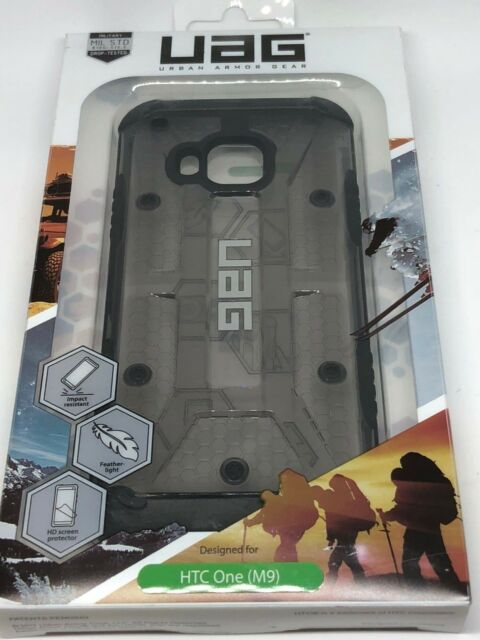 premium selection 75018 aa899 Urban Armor Gear Feather-Light Composite Case for HTC One M9 (Ash)
