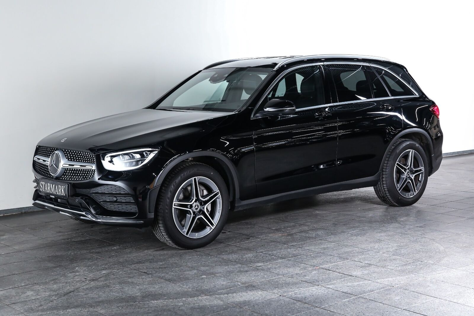 Mercedes-Benz GLC220 d 2,0 AMG Line aut. 4Matic