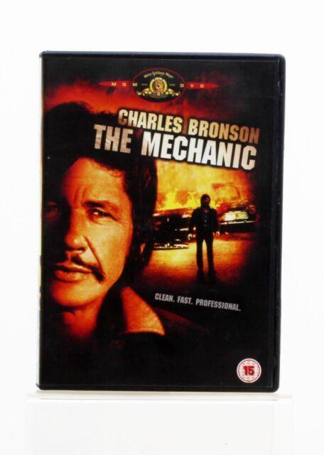The Mechanic - Charles Bronson -DVD- Bueno Condición
