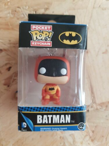 75th anniversary Batman keychain Funko Pocket pop