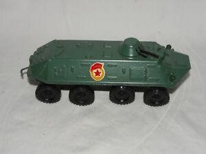 Antikspielzeug Diversifiziert In Der Verpackung Systematisch Blechspielzeug Amphibienfahrzeug 686 Militärfahrzeug Russisch