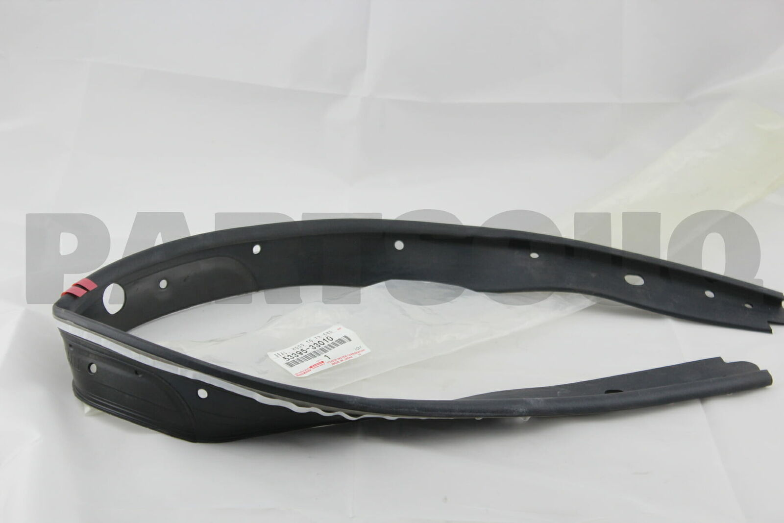 HOOD TO FRONT END PANEL 53395-33010 5339533010 Genuine Toyota SEAL