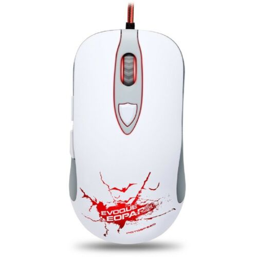 Professional laser gaming mouse friction leopard V16 cafe Internet cafe for ligh