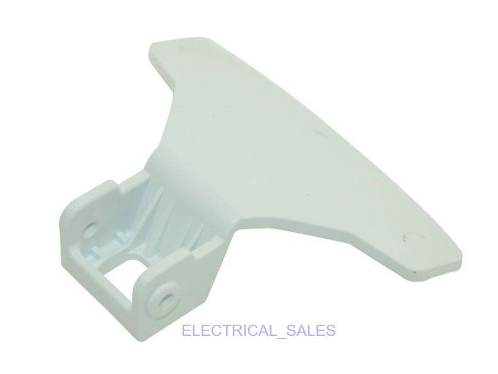 Poignée de porte comme BEKO 2828780100 blanc pour machine à laver