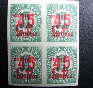 bloque-B4-742shii-MNH-45ct-sin-dentar-doble-sobrecarga-1-invertida-200-apx