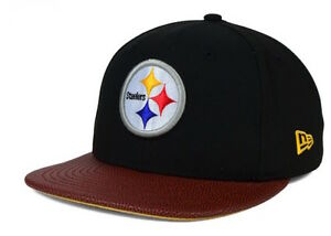 df3b61630be32d Image is loading VINTAGE-New-Era-Pittsburgh-Steelers-NFL-034-Super-