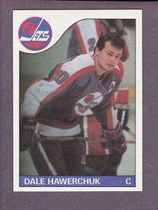 1985-86-Topps-Hockey-Dale-Hawerchuk-109-Winnipeg-Jets-NM-MT