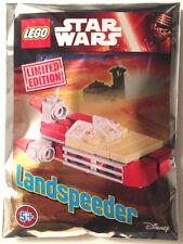NEW LEGO LANDSPEEDER FOIL PACK 911608 sealed polybag star wars set luke RARE