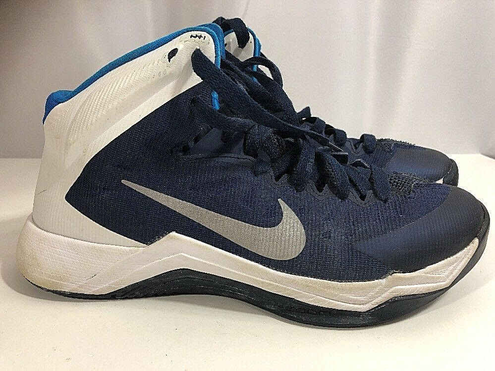 new style c3bf5 ac1b7 NIKE Zoom Hyperquickness TB 599515-402 Basketball Shoes Womens Size Size  Size US 8.5 c10310