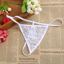 Women Sexy&Lace Underwears Panties Brief Bikini Knicker Lingerie Thongs G-string