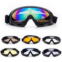 CS Airsoft Paintball Goggles Anti-fog Men Tactical SWAT Combat Eye Glasses UV400