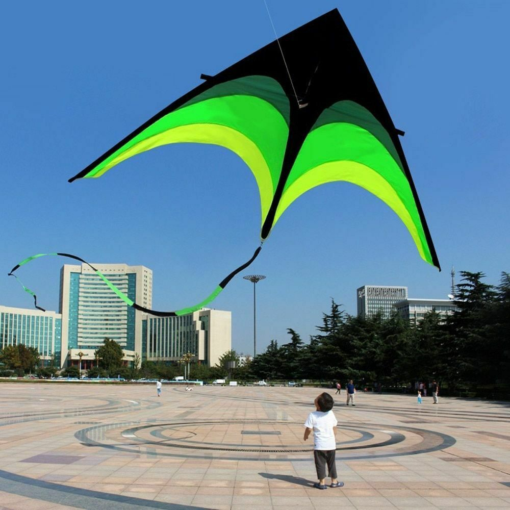 Large delta kites Toys for children Kids adults fly single l