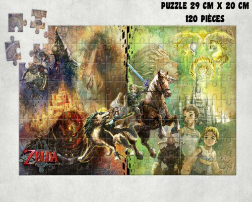 puzzle ZELDA twilight princess