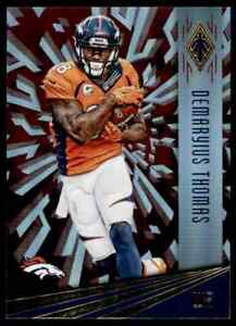 2016-PANINI-PHOENIX-RED-DEMARYIUS-THOMAS-DENVER-BRONCOS-33-PARALLEL