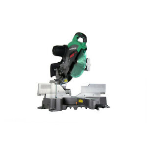 Metabo-HPT-C12RSH2MR-12-in-Compound-Miter-Saw-w-Laser-15-Amp-Reconditioned