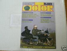 MOTORRIJDER 8803 HRC MX TEAM,KAWA KDX 200,HONDA VT600,VT1100,SUZUKI 1400 CAVALCA