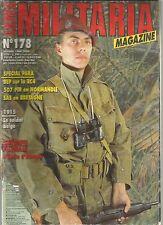 MILITARIA N°178 SPECIAL PARA BEP SUR LA RC4-507 PIR EN NORMANDIE / SOLDAT BELGE