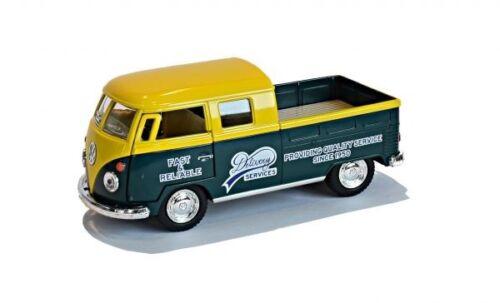 VW Bus doble cabina pick up catre 1:34