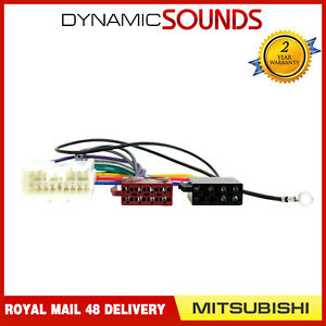 image is loading pc2-46-4-car-stereo-wiring-harness-adaptor-