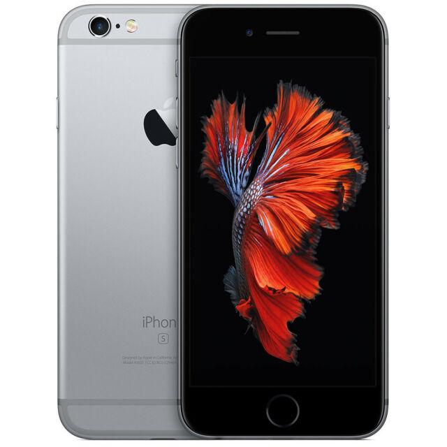 APPLE iPhone 6S 128Go Gris Sidéral Reconditionné Bon état