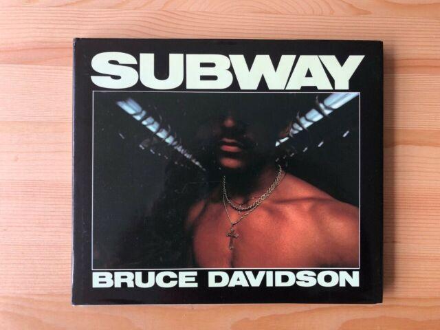 Subway by Bruce Davidson (Hardback, 1986)