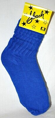 Slouch Socks Women/'s Scrunch Hooters Socks Lt Yellow Size 9-11 NWT Made In USA!!