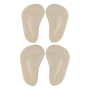 2-Paires-Semelles-Orthopedique-Pieds-Plats-Plantaire-Voute-Support-Semelle-pour