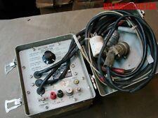 Military Radio High-Voltage Power Supply Test Tester Set