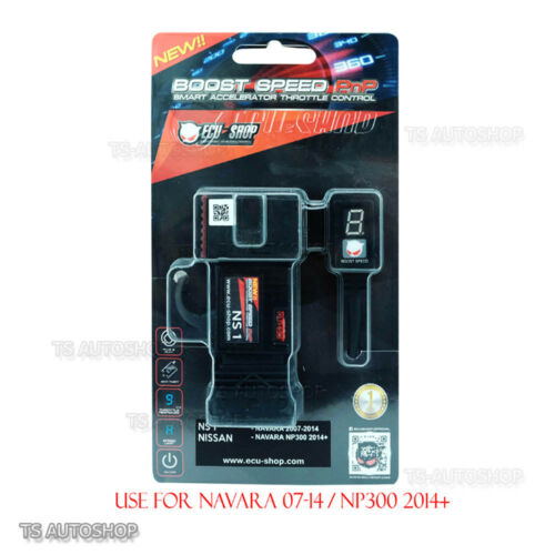 Ecu Ns1 Boost Speed E-Drive Control For Nissan Frontier Navara D23 Ute 2015 2017