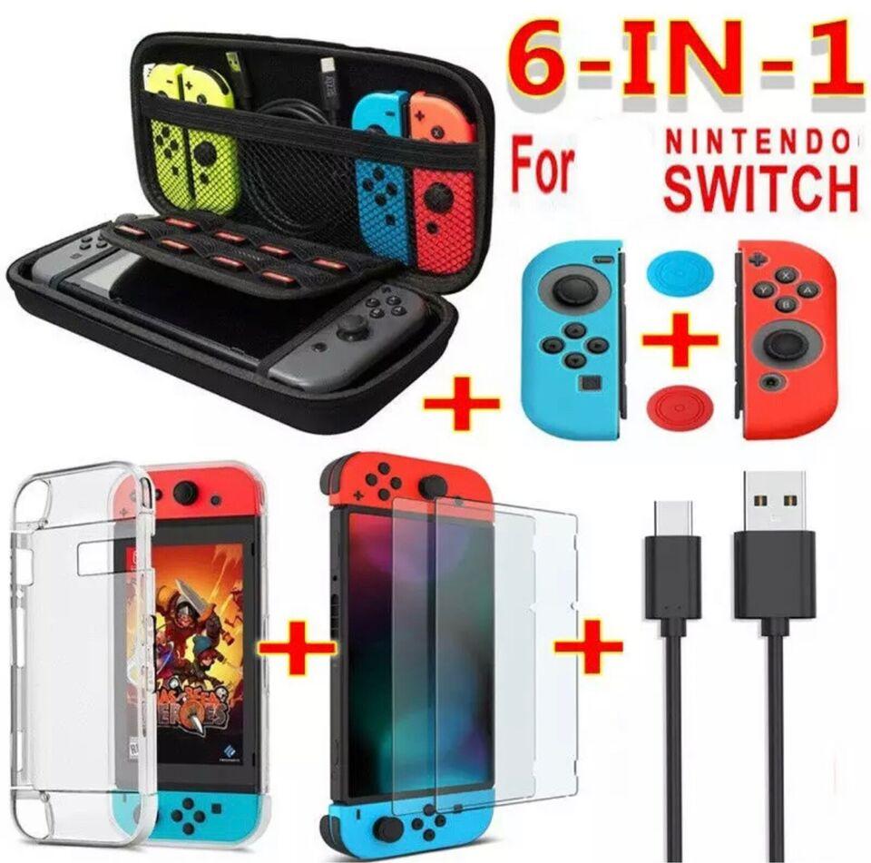 Case, Anden konsol, Nintendo switch
