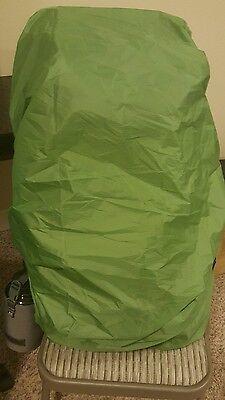Ultra Lite PACK COVER Waterproof 1.1 Silpoly KHAKI 6400-9000 UL HIKER